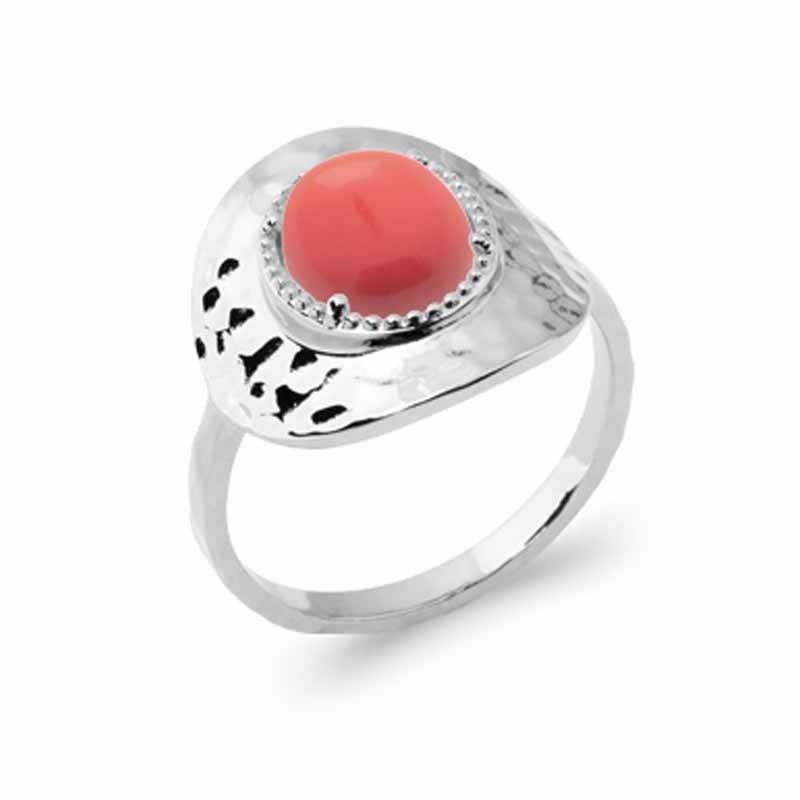 Δαχτυλίδι Ασημένιο 925 Oxford Street 1281020