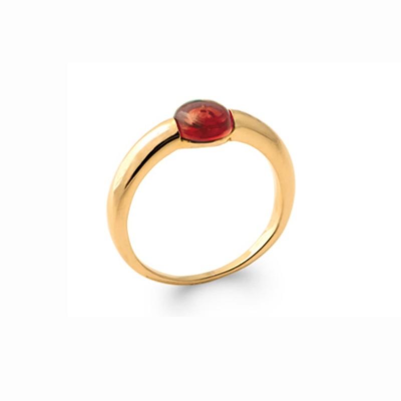 Δαχτυλίδι Brass Επίχρυσο 18Κ Oxford Street 2278720