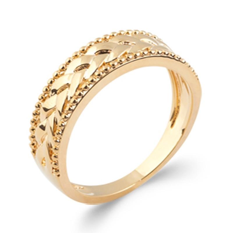 Δαχτυλίδι Brass Επίχρυσο 18Κ Oxford Street 2294000