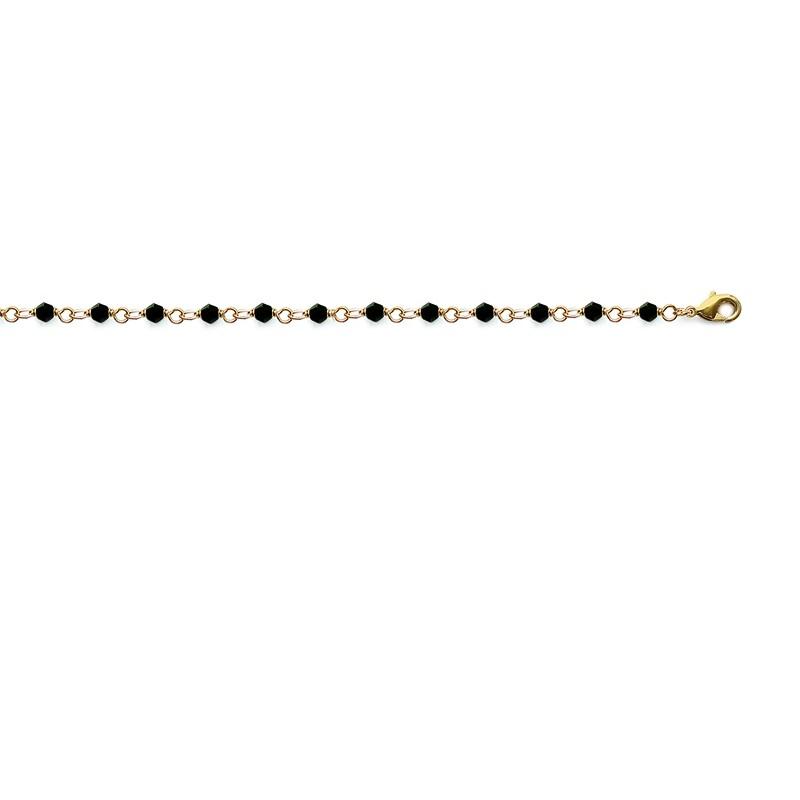 Βραχιόλι Brass Επίχρυσο 18Κ Oxford Street 290684