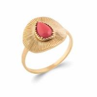 Δαχτυλίδι Brass Επίχρυσο 18Κ Oxford Street 2281720