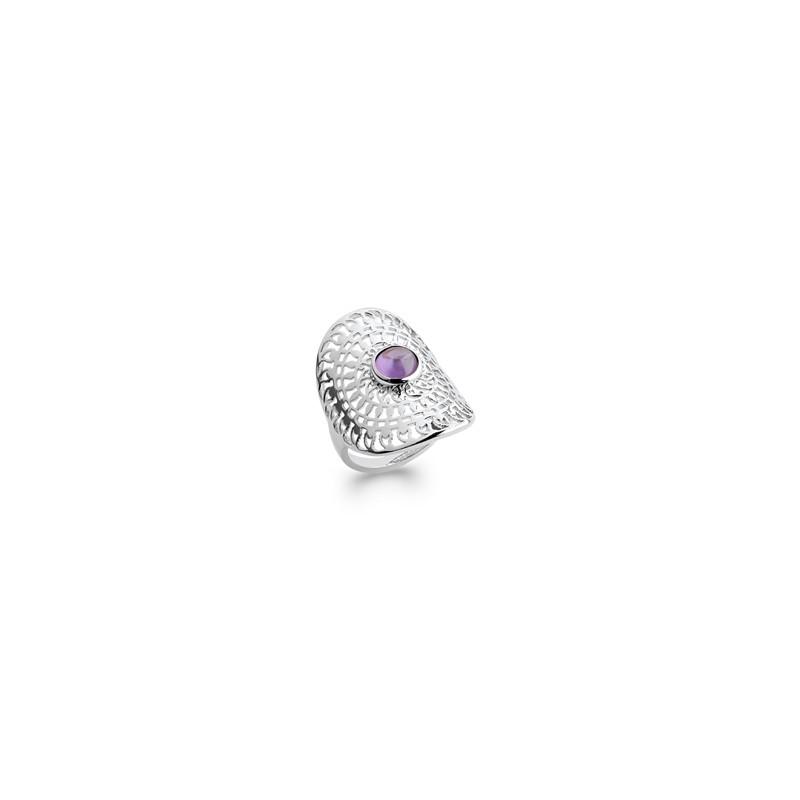 Δαχτυλίδι Ασημένιο 925 Oxford Street 1272870