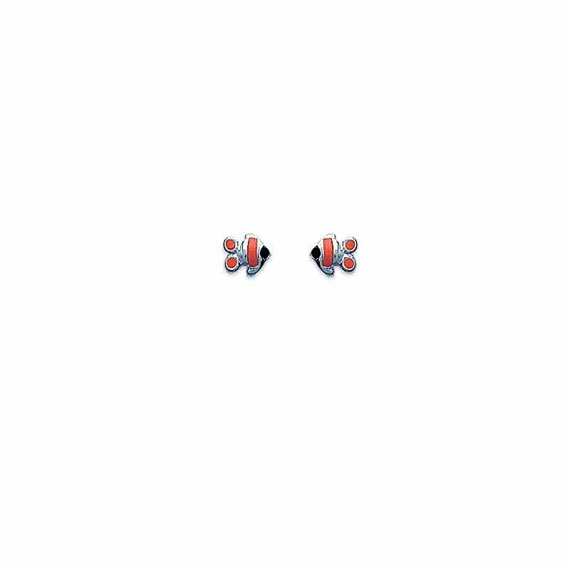 Ασημένια Σκουλαρίκια 925 Παιδικά Oxford Street 137160