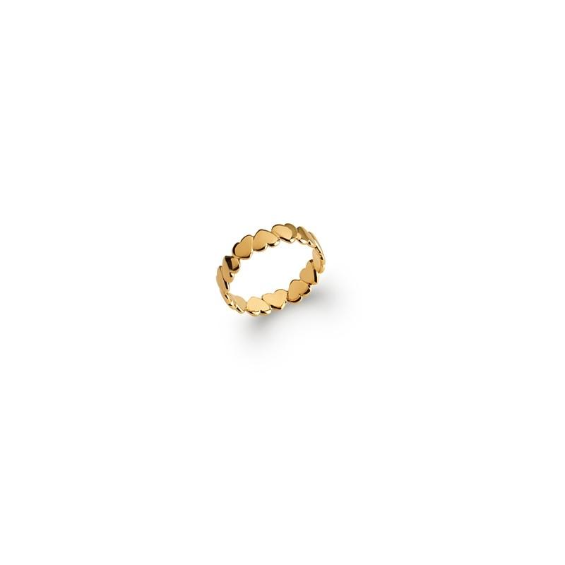 Δαχτυλίδι Brass Επίχρυσο 18Κ Oxford Street 227420