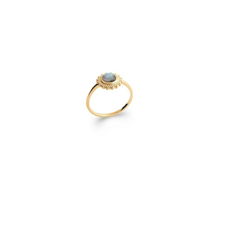 Δαχτυλίδι Brass Επίχρυσο 18Κ Oxford Street 2276515