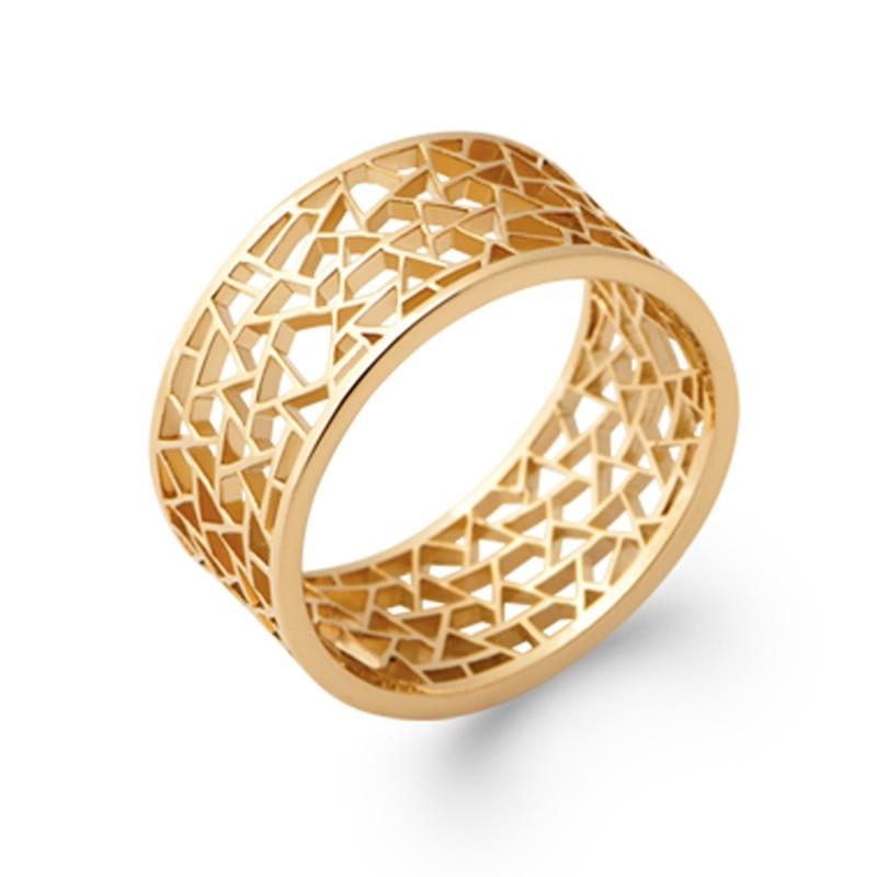 Δαχτυλίδι Brass Επίχρυσο 18Κ Oxford Street 2278200