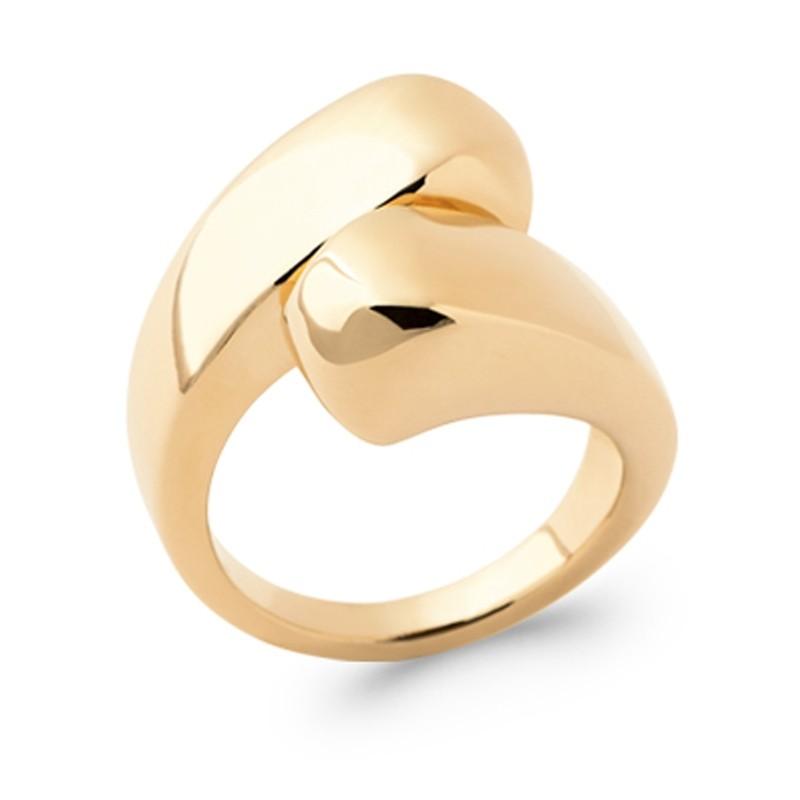 Δαχτυλίδι Brass Επίχρυσο 18Κ Oxford Street 2282200