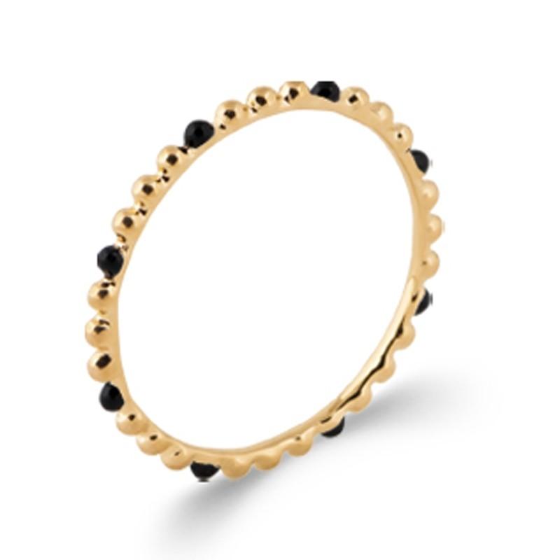 Δαχτυλίδι Brass Επίχρυσο 18Κ Oxford Street 2283807